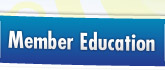 Navigation Button that takes you to the Member Education Page of this website